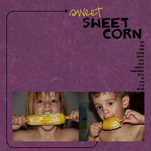 Sweetcornwithoutflourish