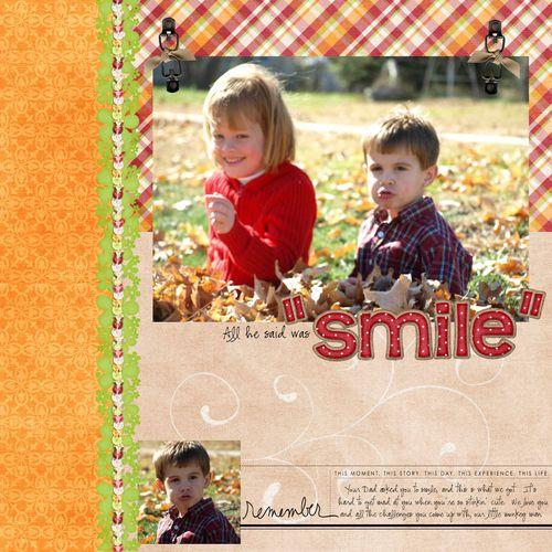 Smilefall