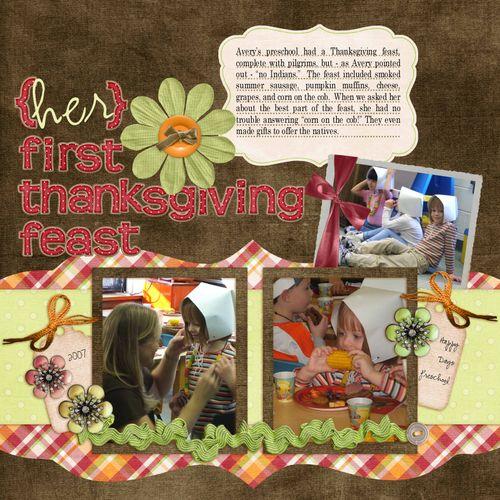 1stthanksgivingfeast