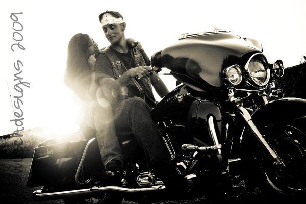 Motorcycle photo shoot ideas