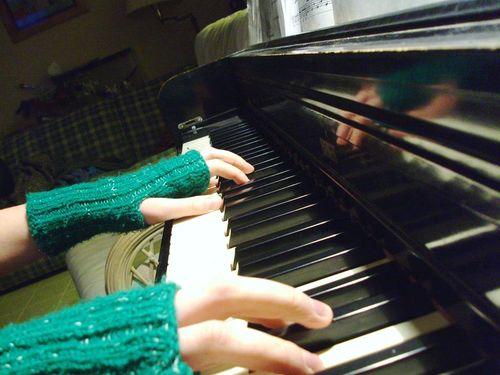 Pianogloves