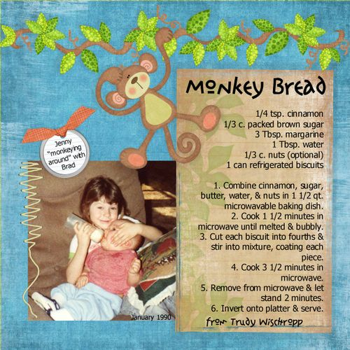 Monkeybread
